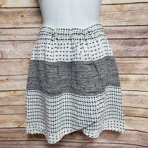 Madewell Skirts - Madewell Silk Wrap Skirt, Cute Summer Mini Skirts